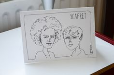 Seafret card