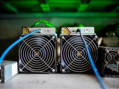 Why the Biggest Bitcoin Mines Are in China