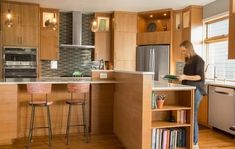 Kitchen Remodel On A Budget Beautiful kitchen interior design Budget Kitchen Remodel, Galley Kitchen Remodel, Kitchen Remodeling, Remodeling Ideas, Beautiful Kitchen Designs, Beautiful Kitchens, Small Kitchen Redo, Kitchen Ideas, House Ideas