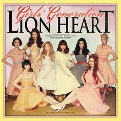 Girls'Generation - Lion Heart photo teaser - comeback 2015