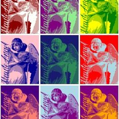 HauteAngel Warhol Edition