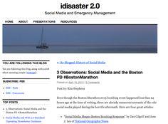 Social media challenges 'old' media in Boston bombingscoverage
