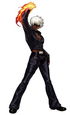 The King of Fighters Neowave| K' Team: K'