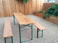 15 Narrow Dining Tables for Small Spaces (Gallery Ideas) Dining Table Small Space, Narrow Dining Tables, Diy Dining Room Table, Dining Table With Bench, Patio Dining, Patio Table, Furniture For Small Spaces, Dining Room Design, Picnic Table