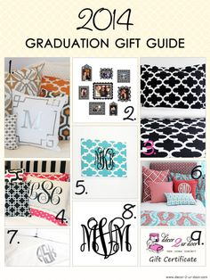 D2D Designs Graduation Gift Ideas For High School And College