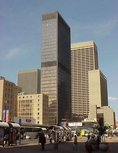 Discover Johannesburg, Popular Tourist Destinations in South Africa News South Africa, Johannesburg City, Canopy Architecture, Building Architecture, Third World Countries, Art Deco, New York Life, Orange Art, A Day In Life