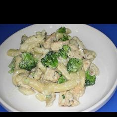 Chicken and Broccoli Alferdo