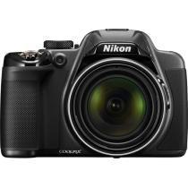Nikon - Coolpix P530 16.1-Megapixel Digital Camera - Black