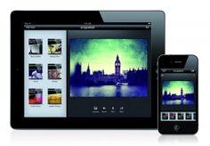 Aplicación fotográfica Snapseed para IOS y Android