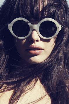Shades - Gafas de sol blancas