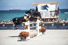 GCT Miami Beach 2015 | Grand Prix | Results | © Noelle Floyd Tiffany Foster & TRIPPLE X III