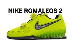 House Lifts n' Reviews - Nike Romaleos 2