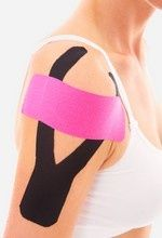 Buy 6 Mixed Rolls of Kinesiology Sports Tape Online Hand Therapy, Massage Therapy, Physical Therapy, Rotator Cuff Exercises, Rotator Cuff Tear, Shoulder Rehab, Shoulder Surgery, K Tape, Sports Therapy