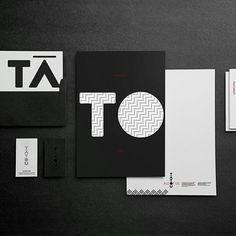 Tatou ID by 485 Design @485design #design #graphicdesign #identity