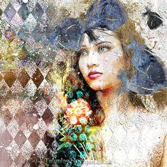 Three Muses Muse, Third, Painting, Art, Art Background, Painting Art, Kunst, Paintings, Performing Arts