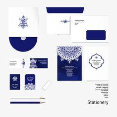 Business book vi design