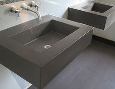 Floating Concrete Sink -30