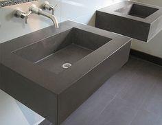 Floating Concrete Sink -30