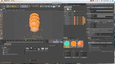 Here's a tutorial on how to slice and animate any object. In this example I use an orange, but this concept can be applied to any geometry. Be sure to stop…