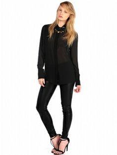 Indie Blouse in Black, $135