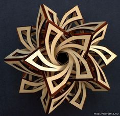 How to make this dodecahedron from cardboard TUTORIAL