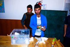 Mohammad Ullah, einer der Asylwerber, der ursprünglich aus Afghanistan stammt.
