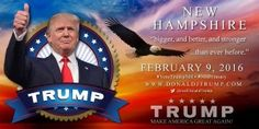The TRUMP Report - Trump Massive Win In New Hampshire