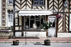 Magasin, Beuvron-en-Auge Normandy Region Normandie, Beaux Villages, France, Normandy, Gazebo, Calvados, Outdoor Structures, Brittany, Bb