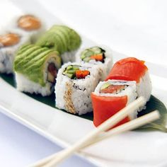 Diet Danger! Dragon rolls are totally fattening, as are many of your favorite sushi specialities. Here's what to order instead   health.com