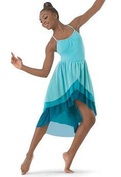 Ombré Mesh Dress | Balera™
