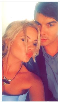 Ashley Benson • Tyler Blackburn • Pretty Little Liars #PLL