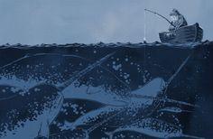 Fishing for Narwhals - deviantART