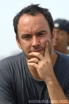 Love me some Dave Matthews...swoon