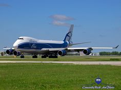 Air Bridge Cargo Boeing B-747-400 ERF