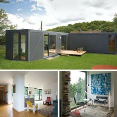 ContainerLove Shipping Container Home - THE CASA CLUB