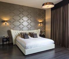 Thanks Godiva for the color way inspiration  #dreaminchocolate #instyle #interiors #design #hazelnut #truffle #mocha #cream #mousse #quartzdust #damask #pattern #wallpaper #ulfmoritz #kalseyinteriors by kate.tik