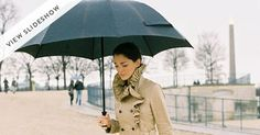 Rainy Day Gear You Need in Your Arsenal via @PureWow via @PureWow