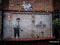 London Street Art - Banksy