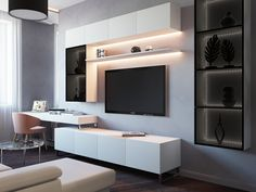 Contemporary Interior By Liventsova Design