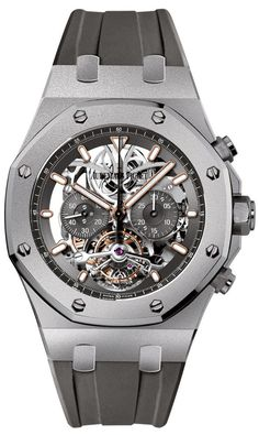 Audemars Piguet Royal Oak Tourbillon Chronograph 26347ti.gg.d004ca.01