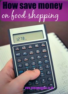 Top Tips to Save Money on Food Shopping  Is food shopping costing you way too much money? The good news is that you can start saving money on food shopping while still having a healthy diet.