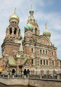 ✯ Resurrection Church - St. Petersburg, Russia