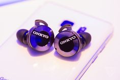 Onkyo made the basic wireless earbuds Ive been looking for  Here in the middle of the brand orgy that is CES its sometimes easy to forget that the words consumer electronics account for 66 percent of that acronym. Thats why Im excited to find that a few companies are following through on a promise from last years show by showcasing working versions of truly wireless earbuds.  Some of those companies are Altec Lansing which brought the ugly Freedom buds Bragi and its Dash earbuds and Onkyo…