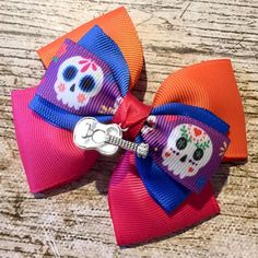 Your place to buy and sell all things handmade Ribbon Headbands, Hair Barrettes, Hairbows, Coco Hair, Disney Hair Bows, Halloween Hair Bows, Bow Bag, Hair Bow Tutorial, Biscuit