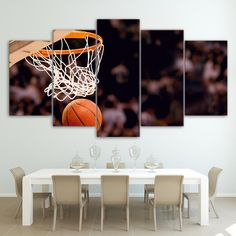 Canvas Art Basket... http://homewalldeco.com/products/canvas-art-basketball-circle-ball-game-wall-pictures?utm_campaign=social_autopilot&utm_source=pin&utm_medium=pin