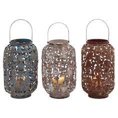Mikka Candle Lantern (Set of 3) at Joss & Main