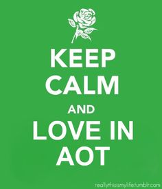 AOT! ahhh! @Mary Dolliver @Andrea Hiesberger and all my other wonderful KD sisters!!!