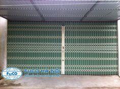 Cty Fuco chuyên sản xuất và lắp đặt các loại cửa xếp Đài Loan cao cấp. Khách hàng muốn có một bộ cửa tốt hảy liên lạc với Fuco Hotline: 0914.210.515 để được tư vấn và xem mẫu sản phẩm. Sản phẩm cửa xếp thông thường được công ty sản xuất với nguyên liệu nhập khẩu và thêm nhiều hàng đinh tán kép, tạo sự chắc chắn vượt trội. Loại cửa xếp này được đánh giá tốt trên thị trường.