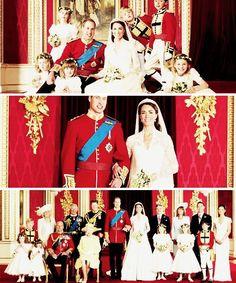 Prince William's wedding to Kate Middleton