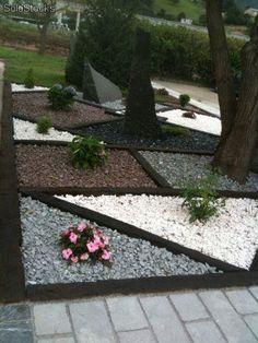 jardines con piedra - Buscar con Google